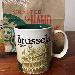 Brussels Starbucks mug